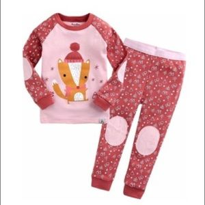 Other - CLEARANCE!! Winter fox Pajamas
